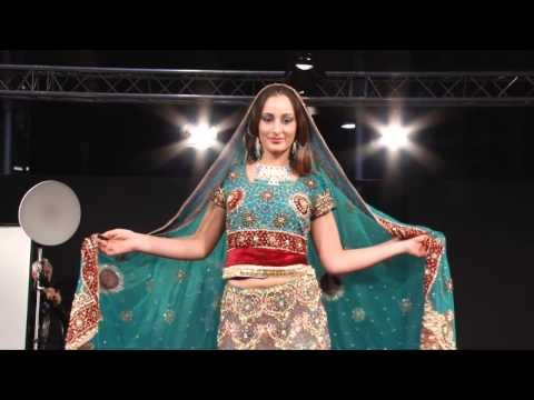 Défilé de mode oriental
