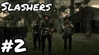 Red Dead Redemption 2 Roleplay- Slashers |Arrival| EP. 2