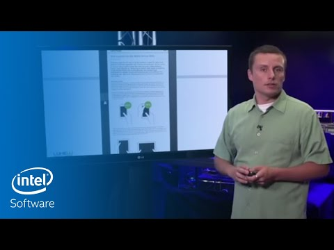 How to Adjust 2in1 Designs for Wide Screens | Intel Software