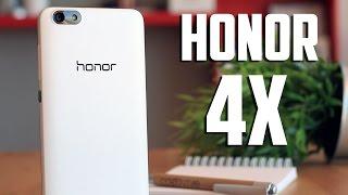 Honor 4X, Review en español