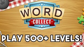 ☆ Top Rated Games ☆ Word Games Online FREE in Word Collect!