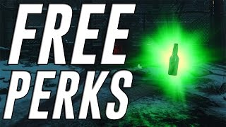 How To Get Free Perks on The Giant (Black Ops 3 Zombies)