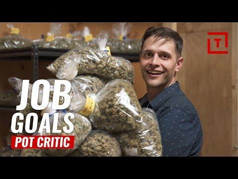 Denver Post Weed Critic || Job Goals