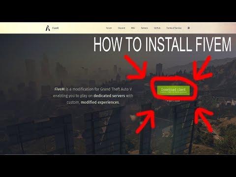 FiveM | How to Install FiveM | Easy Tutorial - YouTube