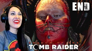 Shadow of the Tomb Raider Ending - The Final Ritual