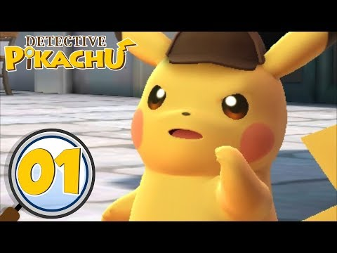 "Detective Pikachu - ""Where Did Aipom Go?"" 