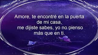 Letra - Amore - Monica Naranjo - Nek
