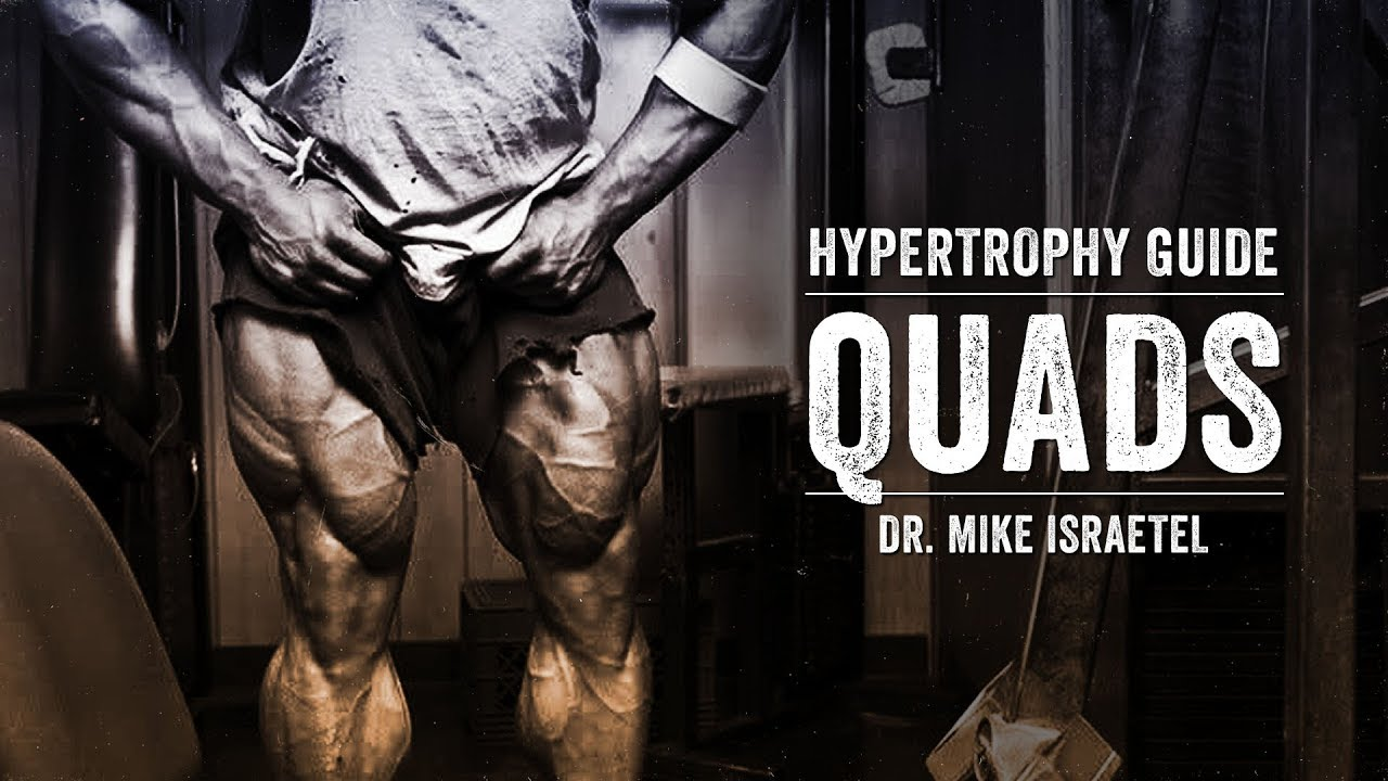 The Optimal Quads Volume - Hypertrophy Guide - Emerging Athlete
