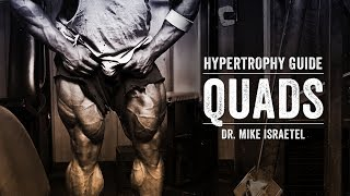 Hypertrophy Guide | Quads | JTSstrength.com thumbnail