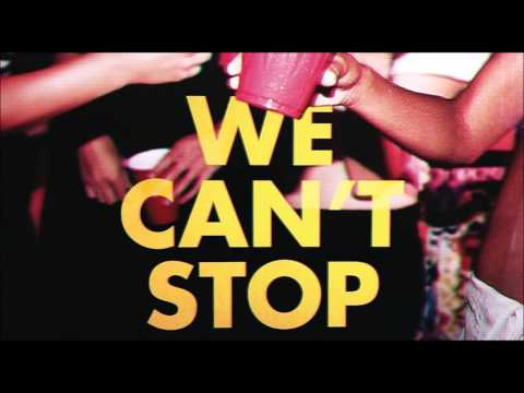 Miley Cyrus We Can't Stop [VMA STUDIO VERSION]