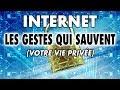 Comment protéger sa vie privée sur Internet ? - L'Esprit Sorcier