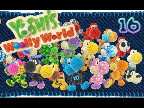 Yoshi's Woolly World [16]: Icy What You Did There