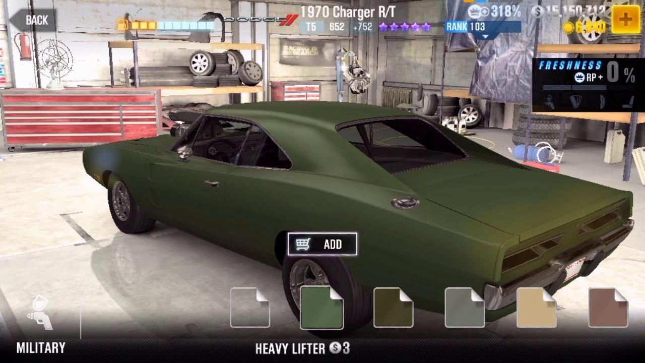 CSR Racing 2 Premium Mod Apk 1 20 0 (Sniper) 2054-2055