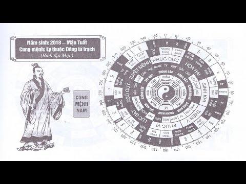 TỬ VI NAM SINH NĂM 2018 - MẬU TUẤT CUNG MỆNH PHONG THỦY HỢP TUỔI GÌ?