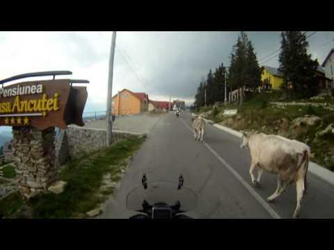 wyprawa motocyklowa do Rumunii , lipiec 2013.