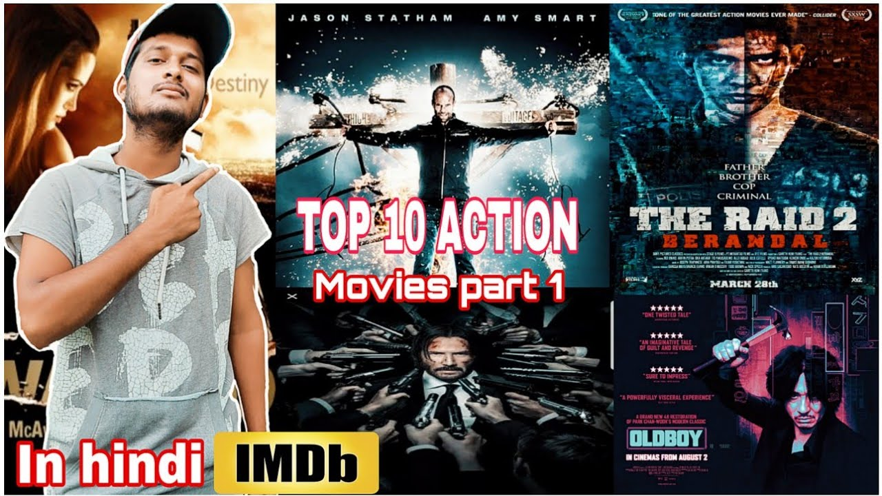 Download TOP 10 MUST WATCHED ACTION MOVIES IN HINDI