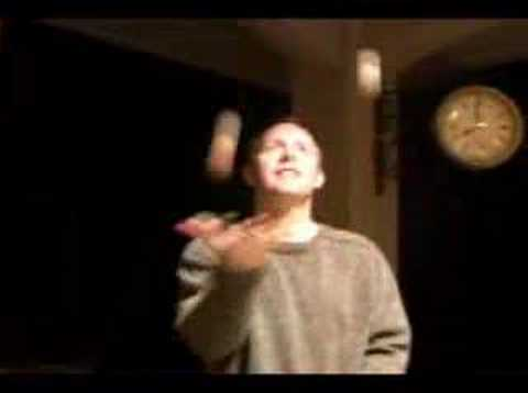 Drew Curtis of fark.com juggles my boobies