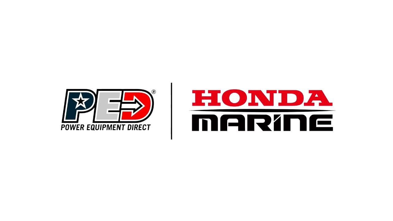 Honda 9 9 HP (15