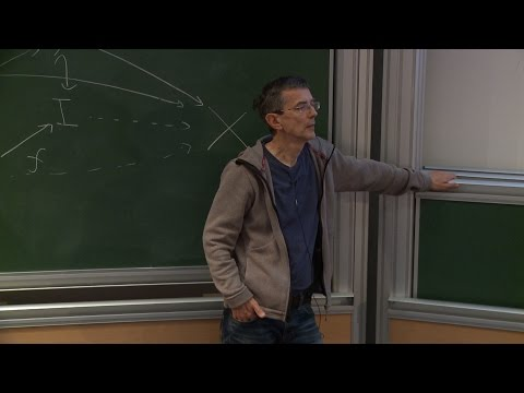 Thierry COQUAND - Logic and topology
