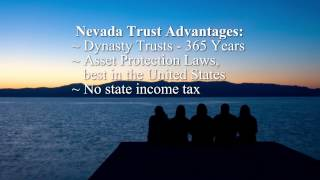 Nevada Trust Advantages with Alliance Trust Company