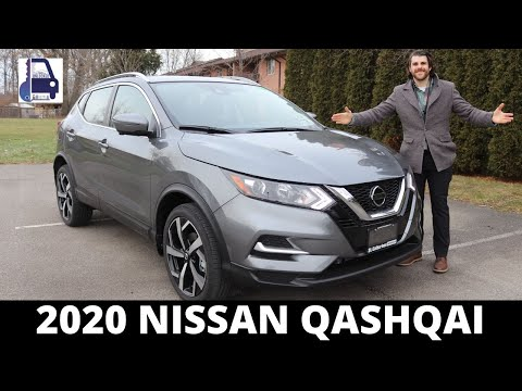 Are The Changes To The 2020 Nissan Qashqai Rogue Sport For The Better? | Test Drive And Review |