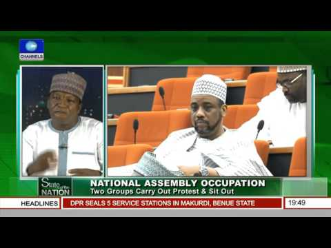 State Of The Nation Examines National Assembly Occupation