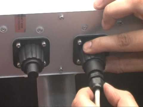 Wimax Outdoor CPE 8311 Installation Video