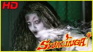 Lawrence takes Rithika to psychiatrist  | Shivalinga Scenes | Lawrence doubts ghost presence