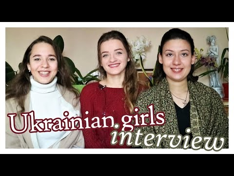 Ukrainian girls talk about dating a foreign man from YouTube · Duration:  10 minutes 8 seconds