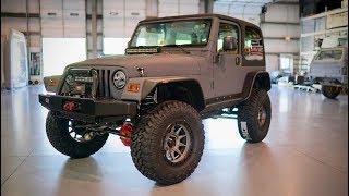 Davis AutoSports Jeep Wrangler TJ RUBICON / NEW ENGINE, NEW LONG ARM, RESTORED