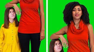 Problemes Des Personnes De Petite Taille vs Problemes Des Personnes De Grande Taille