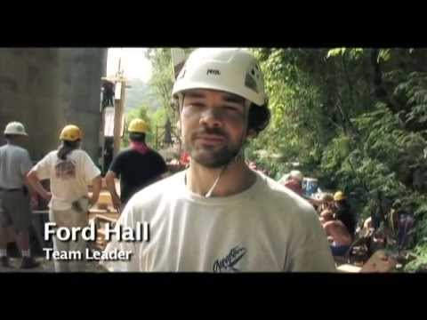 Crafting a Partnership:  Making a Timber Frame Blacksmith shop