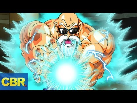 10 Things Only Master Roshi Can Do In Dragon Ball