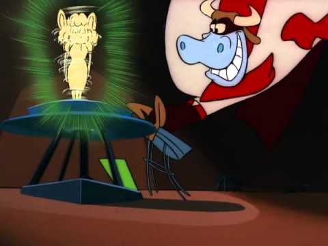 Mighty Mouse Episode The Bagmouse - The First Deadly Cheese