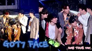 [GOT7 Stage Mix] 갓세븐 《7 FOR 7》 - FACE 韓中歌詞 演唱會Ver.(2018 GOT7…