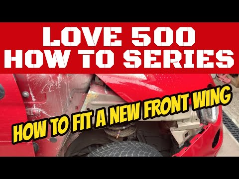 love-500---how-to-series---fitting-a-front-wing