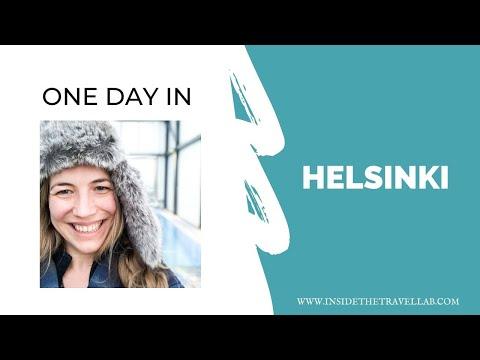 One day in Helsinki in Winter - 24 Hour Helsinki Itinerary
