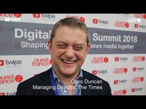 Digital Growth Summit, Rennes 2018 Rennes | Twipe - Ouest France