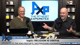 "Failure #60 ""Religion is Useful"" 
