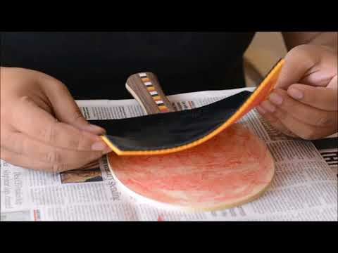Customize your Table Tennis Racket