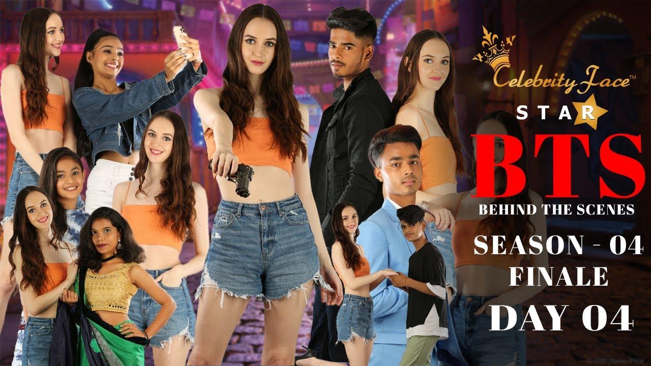 Celebrity Face Star Season 04 Finale in New Delhi -Behind The Scene Day 4 | Celebrity Face Originals