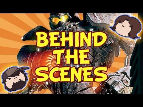 Pacific Rim: Behind the Scenes - Game Grumps