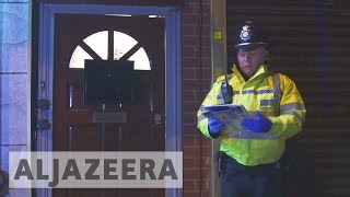 London attacker named by police as Khalid Masood