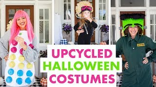 Upcycled Halloween Costumes - HGTV Handmade