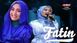 Fatin!HUT ANTV ke 26 Ada Fatin - Jingga (Live)Indonesia Keren 4 2019,Mantap!WOW Ada Via Vallen Juga