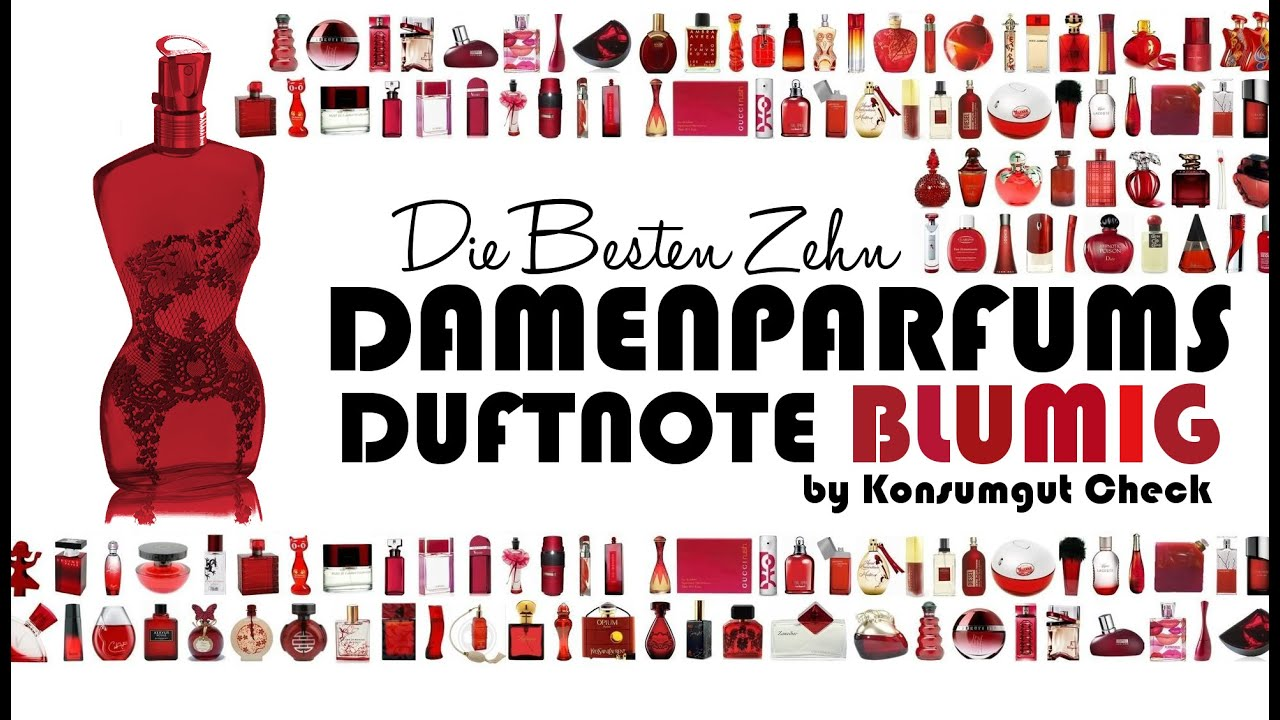 Parfum Review 2016 Die Besten 10 Blumigen Damendufte Youtube