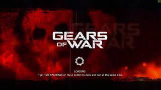 Gears of War Gamer Profile Menu and Resolution Fix