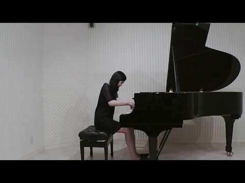 リスト 愛の夢第3番 森本美帆(pf) Lizst  Liebesträume Nr3 / Miho Morimoto