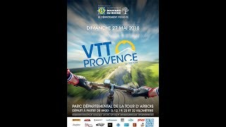 27.05.2018 Rando VTT 13 Provence (1/3)