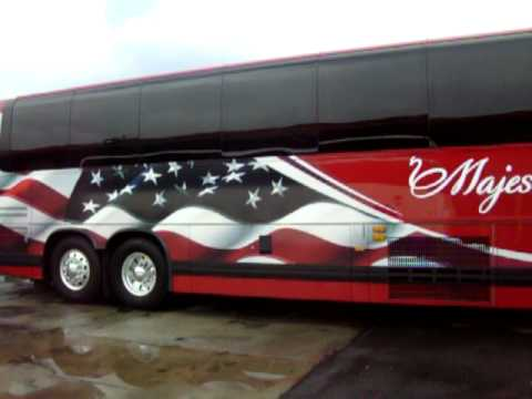 2007 Prevost X345 Motorcoach Youtube